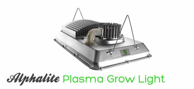 Alphalite Plasma Grow Light