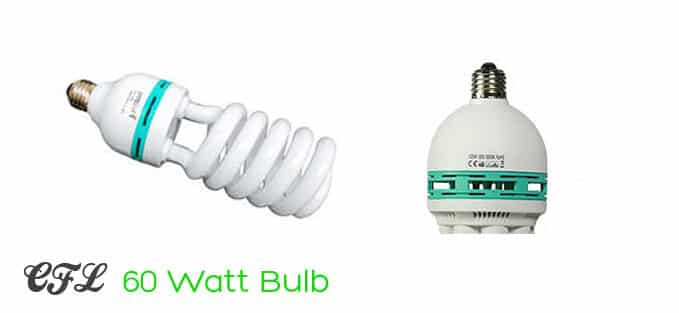 CFL 60 watt weed grow Light Bulb