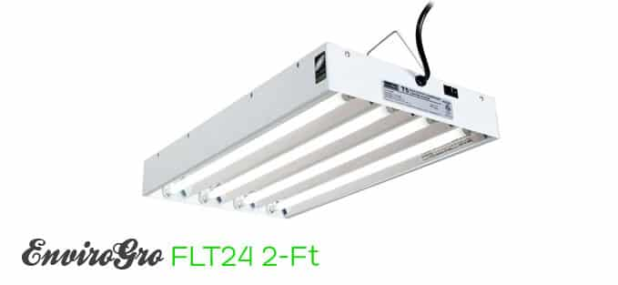 EnviroGro FLT24 2-Ft T5 weed growing light