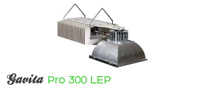 Buy Gavita Pro 300 LEP lamp via Amazon