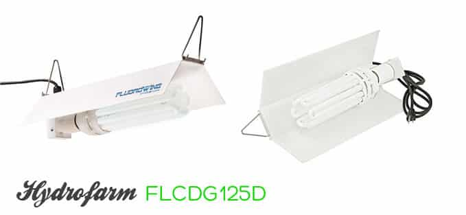 Hydrofarm FLCDG125D growbox light