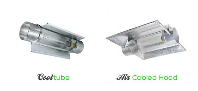 cooltube types