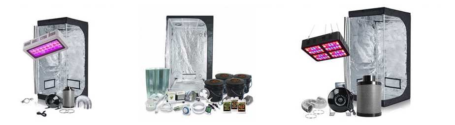 5 Best Weed Growing Kits and Grow Boxes