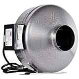 iPower 4 Inch 190 CFM Duct Inline Fan Vent Blower