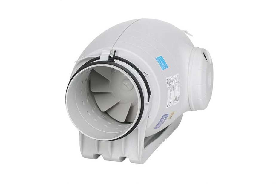 Soler & Palau TD-100XS In-line Exhaust Fan