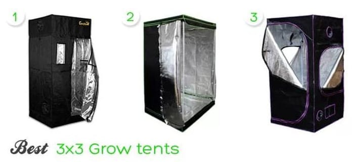 Best 3X3 Grow Tent Review