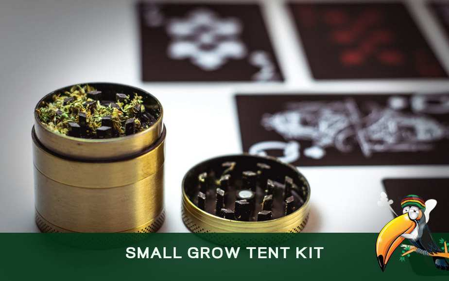 Small Grow Tent Kit